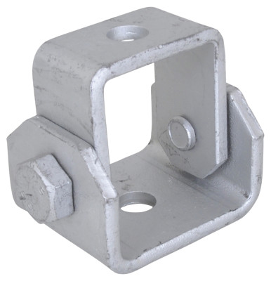 ADJUSTABLE HINGE BRACKET