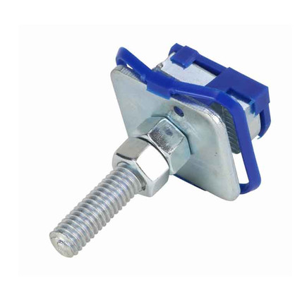 CHANNEL NUT WITH WASHER AND STUD