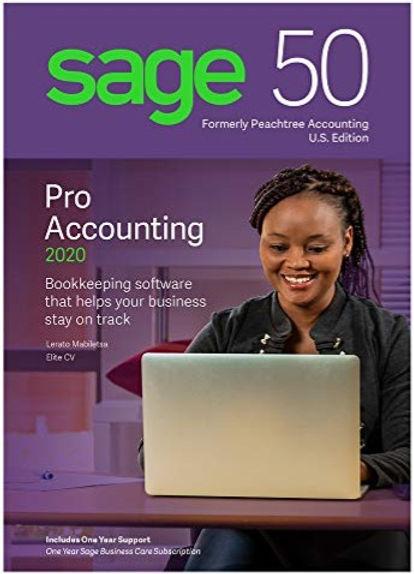 Sage 50 Pro 2020
