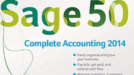 Sage 50 Complete Accounting 2014 5-user