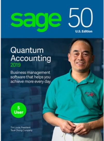 Sage 50 Quantum 2019