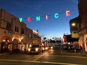 Wandering the Streets: Spending A Day In Venice, CA