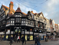 Spending a Day in Chester, England