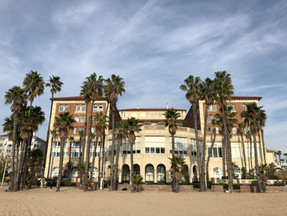 A Peek Inside the Luxury Hotel: Casa del Mar (review)