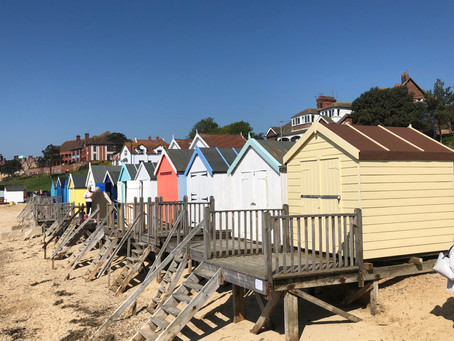 Postcards from Felixstowe