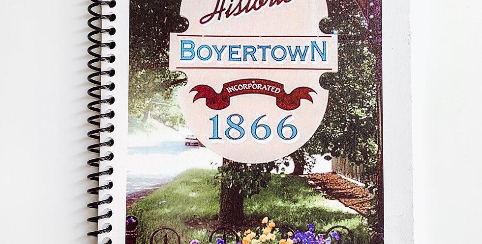 Historic Boyertown Walking Tour Book
