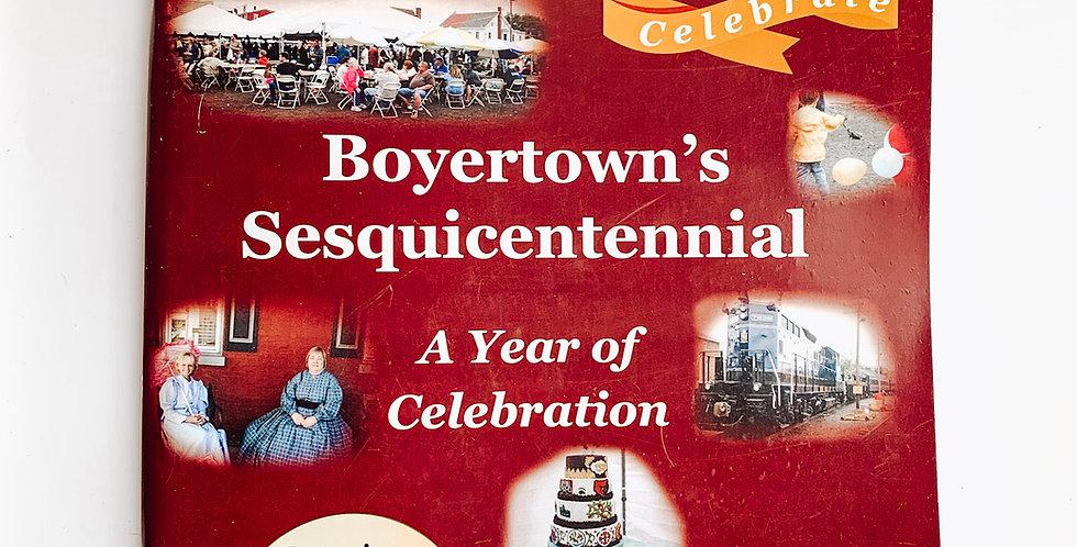 Boyertown's Sesquicentennial Book