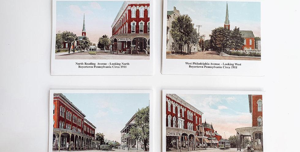 4 Corners Postcards
