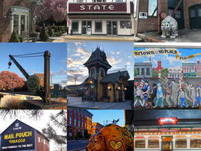 Boyertown backgrounds for your virtural meetings