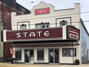 The State Theater of Boyertown: A digital movie house in a vintage theatre.