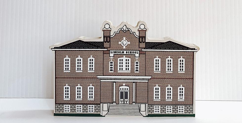 Miniature Lincoln School