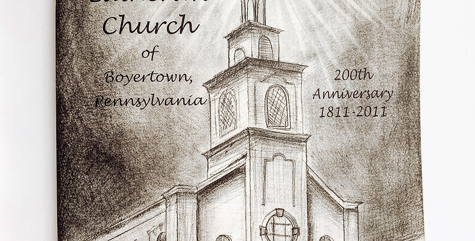 St. John's Evangelical Church 100th anniversary book