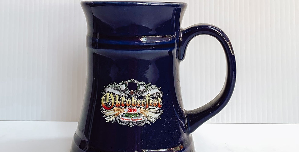 Oktoberfest Ceramic Stein 2019