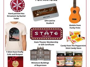 Member Stocking Stuffer Gift Guide
