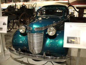 The Boyertown Museum of Historic Vehicles