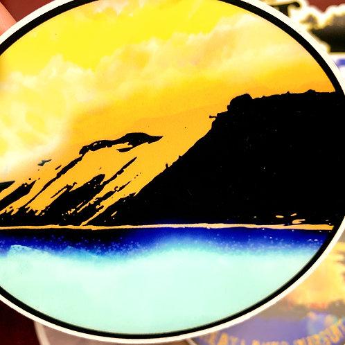 Great Lakes Pursuit Empire Bluffs/Sleeping Bear Sticker