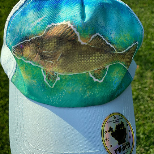 Great Lakes Pursuit Walleye Technical Run Hat
