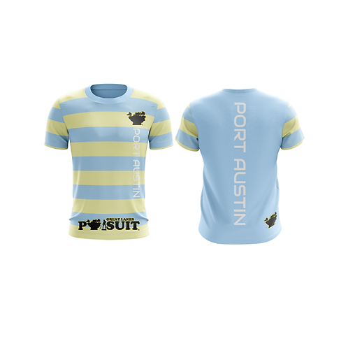 Great Lakes Pursuit Port Austin Athletic Short Sleeve Shirt