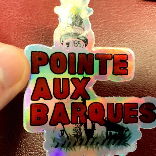 Great Lakes Pursuit Point Aux Barques Sticker