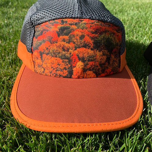 GREAT LAKES PURSUIT Technical Endurance Mesh Hat- Fall Colors