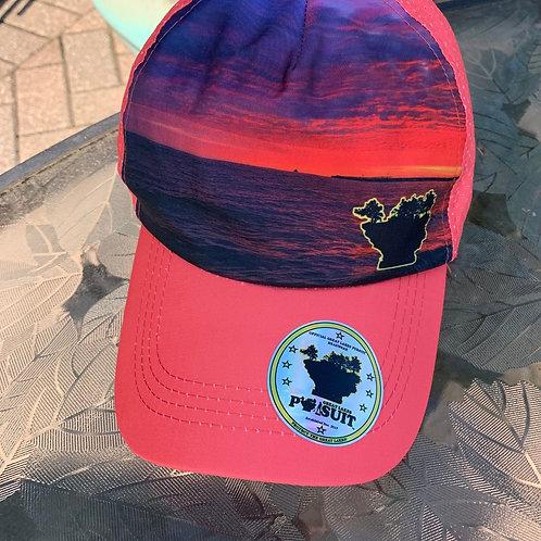 Great Lakes Pursuit Sunrise Technical Run Hat