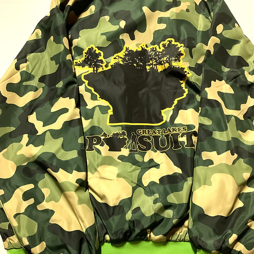 Great Lakes Pursuit Camo Jacket