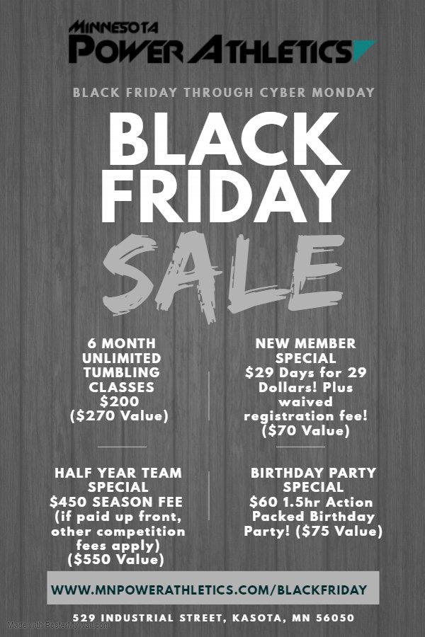 Copy of Black Friday Sale Flyer Design T