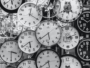 אין צורך לסנכרן שעונים