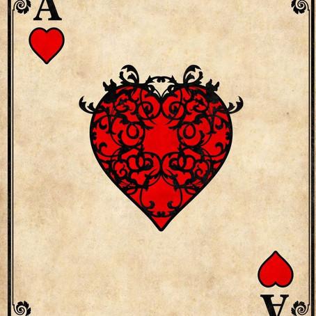 אס לב אדום - על מזל באהבה