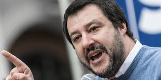 2: The Leader of the North League, Matteo Salvini