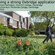Making a strong Oxbridge application