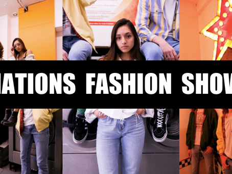 Nations Fashion Show 2018 - FULL FILM