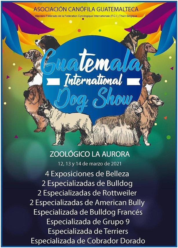 Expocan Internacional Dog Show