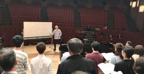福岡支部合唱講習会
