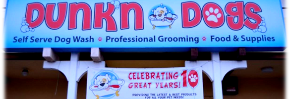 Dog grooming clairemont dunkn dogs dogwash pet grooming dunkn dogwash clairemont solutioingenieria Choice Image