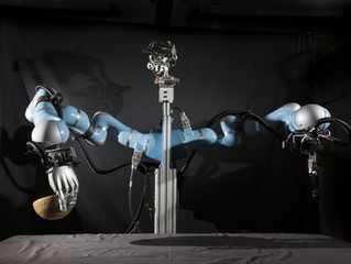 Efficient Human-like Dexterous Grasping under Uncertainty for Robotics