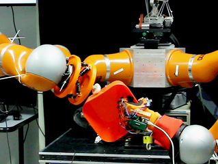 Birmingham researchers use artificial intelligence to advance the dexterity of robots