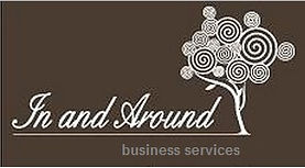 In And Around logo