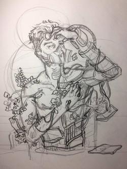 Ron's  sketch