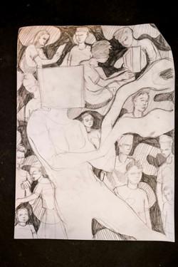 Ronnie's sketch