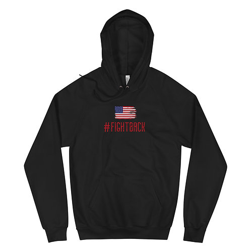 #FightBack Unisex Fleece Hoodie