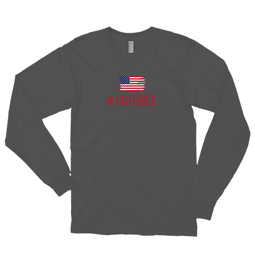 #FightBack Long sleeve t-shirt