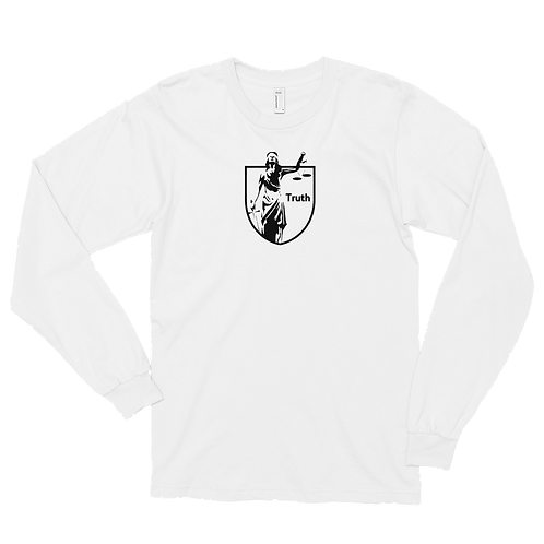 Justice & Truth Long sleeve t-shirt