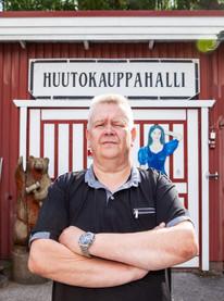 Suomen huutokauppakeisari - uusi kausi alkaa tänään