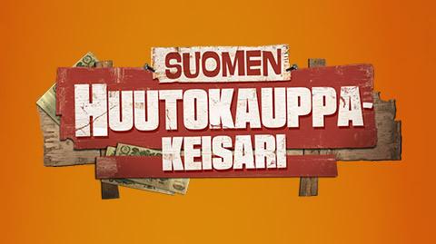 Suomen huutokauppakeisarin uudet jaksot Nelosella
