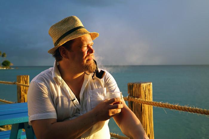 Haapasalo Goes Lomalle -sarja lähettää Ville Haapasalon Karibian paratiisisaarille 24.3. alkaen