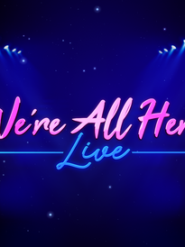 We're All Here - Live has been nominated for TBI's Content Innovation Awards