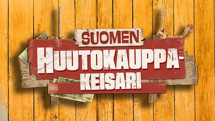 Suomen huutokauppakeisari ja Au pairit Kultainen Venla -ehdokkaina