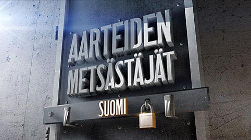 Aarteiden metsästäjät Suomi