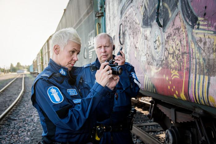 Poliisit 2020 starttaa huomenna Nelosella